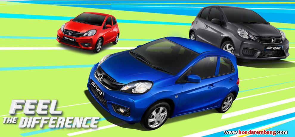 Spesifikasi Honda Brio Rembang