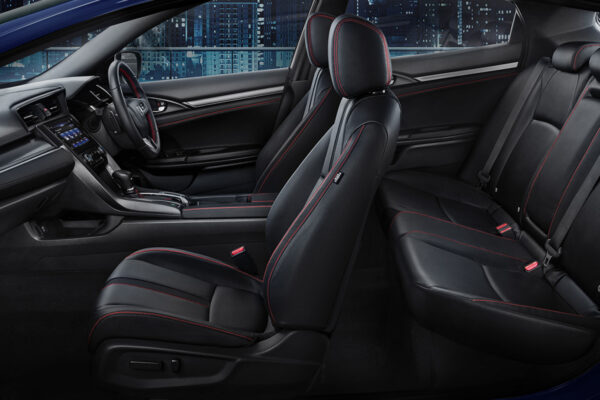 inerior Civic Hatchback RS rembang