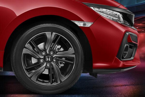 roda Civic Hatchback RS rembang